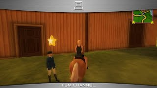 Barbie Horse Adventures : Riding Camp (part 7) (Horse Game)