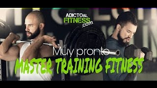 Master Training Fitness - PROXIMAMENTE