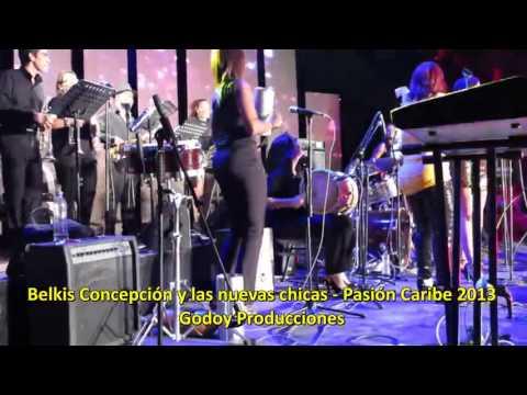 Belkis Concepción y las nuevas chicas en Pasión Caribe 2013 - Godoy Producciones1