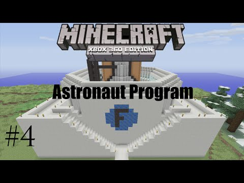 Asteroids - Minecraft:Astronaut Program w/Friends Ep.4