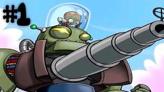getlinkyoutube.com-Plants vs. Zombies Heroes Gameplay Walkthrough Part 1 - Zomboss!