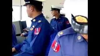getlinkyoutube.com-Myanmar Navy 559 FAC