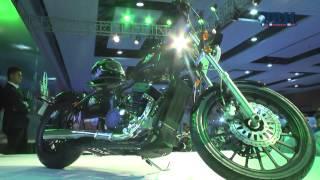 Regal Raptor Motorcycles 2015 model