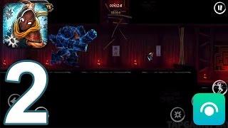 getlinkyoutube.com-Shadow Blade: Reload - Gameplay Walkthrough Part 2 - 1. Dojo: Levels 5-7 (iOS)