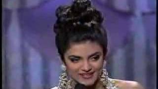 getlinkyoutube.com-Miss Universe 1994 - Sushmita Sen (INDIA)