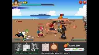 getlinkyoutube.com-วีดีโอการเล่นเกม One Piece Vs Zombies วันพีชปะทะซอมบี้