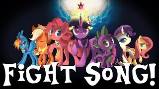 """getlinkyoutube.com-""""Fight Song"""" (Sung in MLP Voices) PMV"""