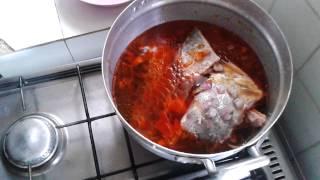 getlinkyoutube.com-Sauce Attiéké en pays Ebrié Etape 1