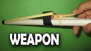 getlinkyoutube.com-Como Hacer Un Arma Casera facil y Muy Potente