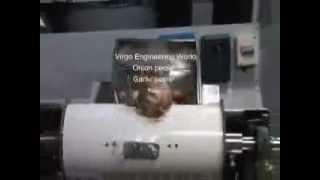 getlinkyoutube.com-Big & Small Onion & Garlic Peeler - all in one machine