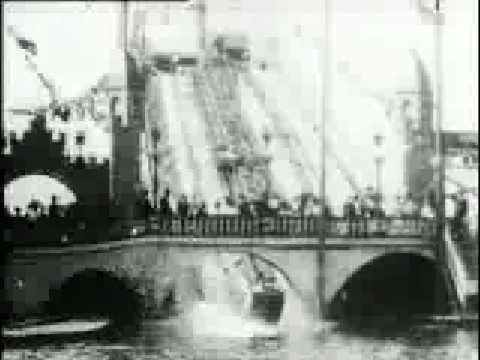 Shooting the Chutes, Luna Park, Coney Island 1903