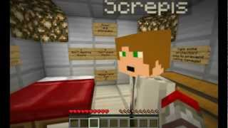 """getlinkyoutube.com-Mineircraft Ir Screpis: Rask Redston'a! 1 dalis """"kur mano BATAI?!?"""""""