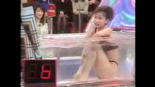 getlinkyoutube.com-Thong swimming suit beauty lingerie boiling water commercials