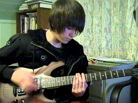If I'm James Dean, You're Audrey Hepburn - Sleeping with Sirens (guitar cover)