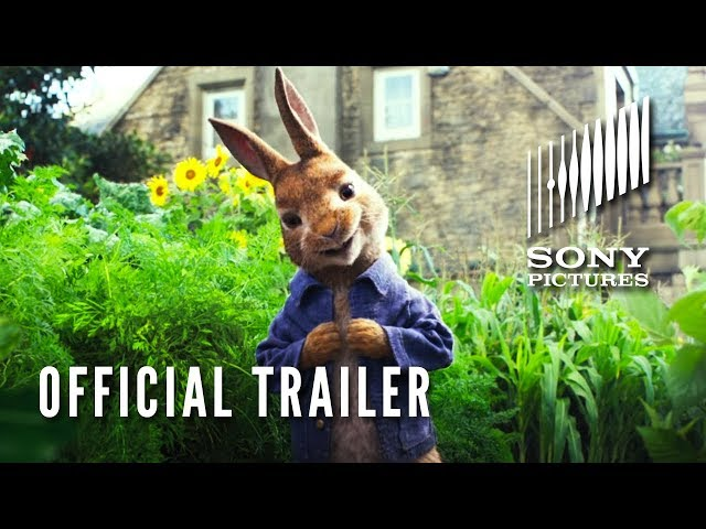 Peter Rabbit Official Trailer