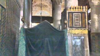 getlinkyoutube.com-(EXCLUSIVE) Real and inside tomb of Prophet Muhammad