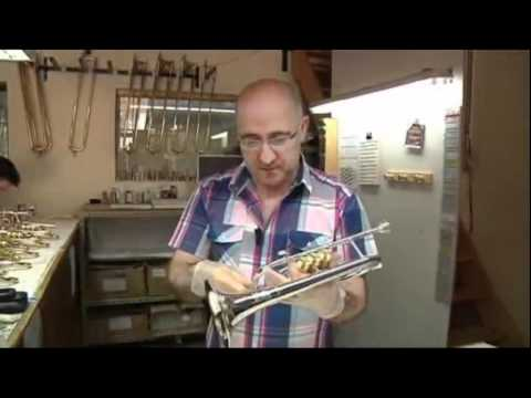 Roger Webster Tests Besson Cornets