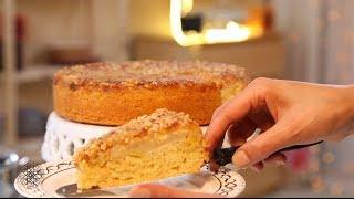 getlinkyoutube.com-Choumicha : Gâteau renversé aux poires (VF)
