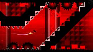 getlinkyoutube.com-BANGARANG BY SKRILLEX!!!!! Geometry Dash - Bangarang by JBUST!!!!! Soooo F*CKING INTENSE 😆😍...