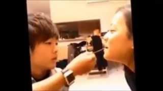 getlinkyoutube.com-【チュー】リア充すぎる高校生&大学生カップルのキスシーンまとめ☆