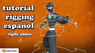 getlinkyoutube.com-tutorial blender rigging con rigify español