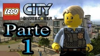 Let's Play : Lego City Undercover - Parte 1