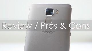 getlinkyoutube.com-Honor 7 Smartphone Full Review with Pros & Cons