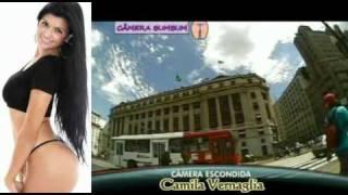 getlinkyoutube.com-Camila Vernaglia morena do Gugu no quadro camera escondida