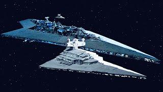 EXECUTOR-CLASS STAR DREADNOUGHT - Star Wars: Warlords Mod Gameplay