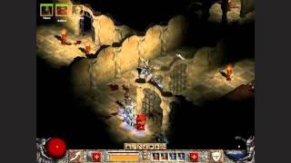 getlinkyoutube.com-Diablo 2 Gameplay Act 2 Quest 4: Arcane Sanctuary