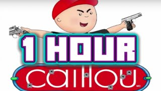 getlinkyoutube.com-Caillou Theme Song Remix 1 Hour
