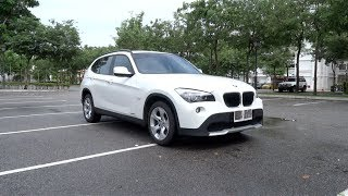 2011 BMW X1 sDrive18i Start-Up, Full Vehicle Tour, 0-100km/h Run and Test Drive
