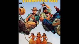 getlinkyoutube.com-Bud Spencer & Terence Hill - Zwei Asse trumpfen auf - Movin' Cruisin'