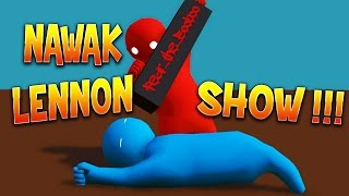 getlinkyoutube.com-Nawak Lennon Show : Gang Beasts (avec Jehal) [3]