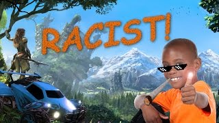 """""""RACIST TOE SUCKING!"""" Funny Moments with Oblivion Alpha!"""