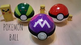getlinkyoutube.com-Vero Vi 💋 POKEBALLS casi reales! 💜