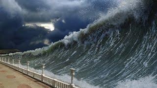getlinkyoutube.com-Onda Gigante - Catástrofe Natural - O fim está próximo.