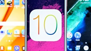 iOS 10 - 10 Android Features Apple Should Steal