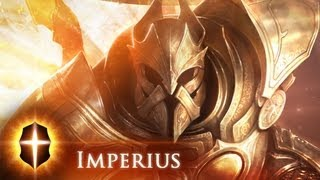 "getlinkyoutube.com-""Imperius"" - Original SpeedPainting by TAMPLIER 2013"