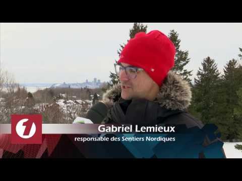 Les Sentiers Nordiques: un lieu à découvrir à Boischatel