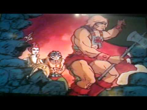 Lost Masters of the Universe Mattel Toy Commercial (1981-82)