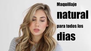 getlinkyoutube.com-Maquillaje Natural para todos los dias + ganadoras del sorteo - Carolina Ortiz