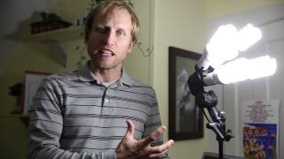 getlinkyoutube.com-Cheap Lighting for Video and more