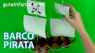 getlinkyoutube.com-Cómo hacer un barco pirata paso a paso