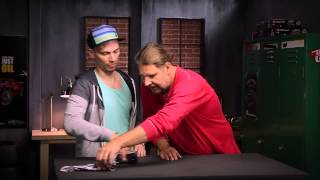 getlinkyoutube.com-Record Breaker and Quad Bike - LEGO Technic - Designer Video 42033 and 42034