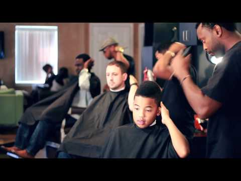 The Studio Barber Shop & Beauty Salon Commercial