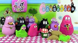 getlinkyoutube.com-Barbapapa Pâte à modeler Barba' Pique-Nique Canal Toys ♥ Picnic Play doh