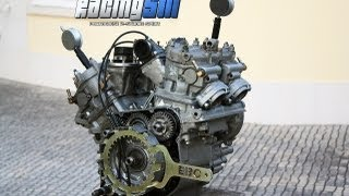 getlinkyoutube.com-Yamaha RD 500 V4 || Engine Rebuild 2/3