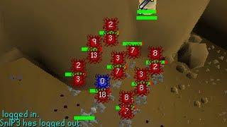 GF bank - Level 82 magic/70 range killed my bank