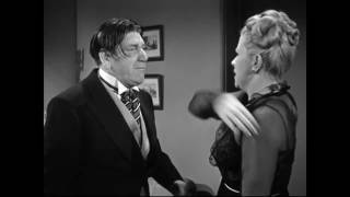 The Three Stooges: Christina McIntyre Slaps the Shemp out of Shemp in Brideless Groom